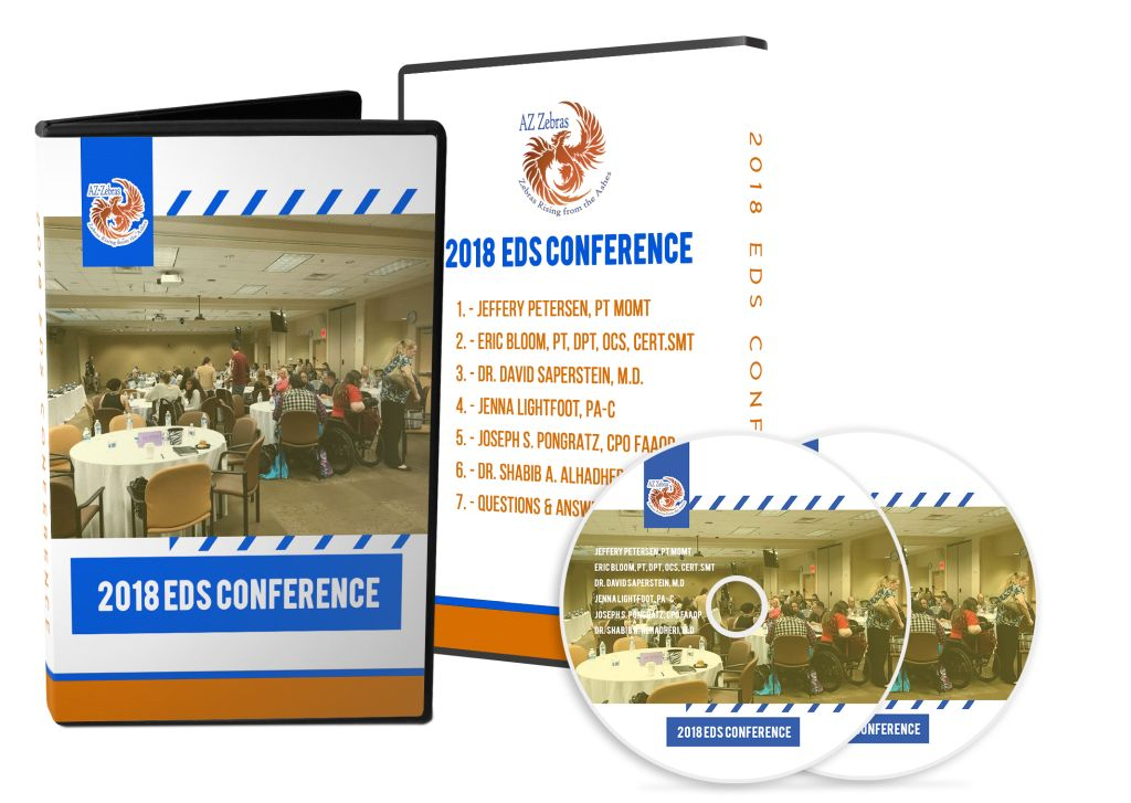 2018 EDS Conference DVD
